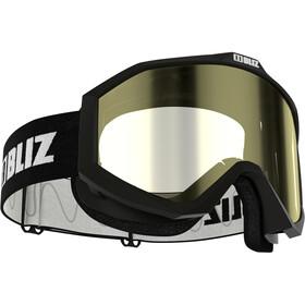 Bliz Liner Gafas Lentes de Contraste, negro/blanco
